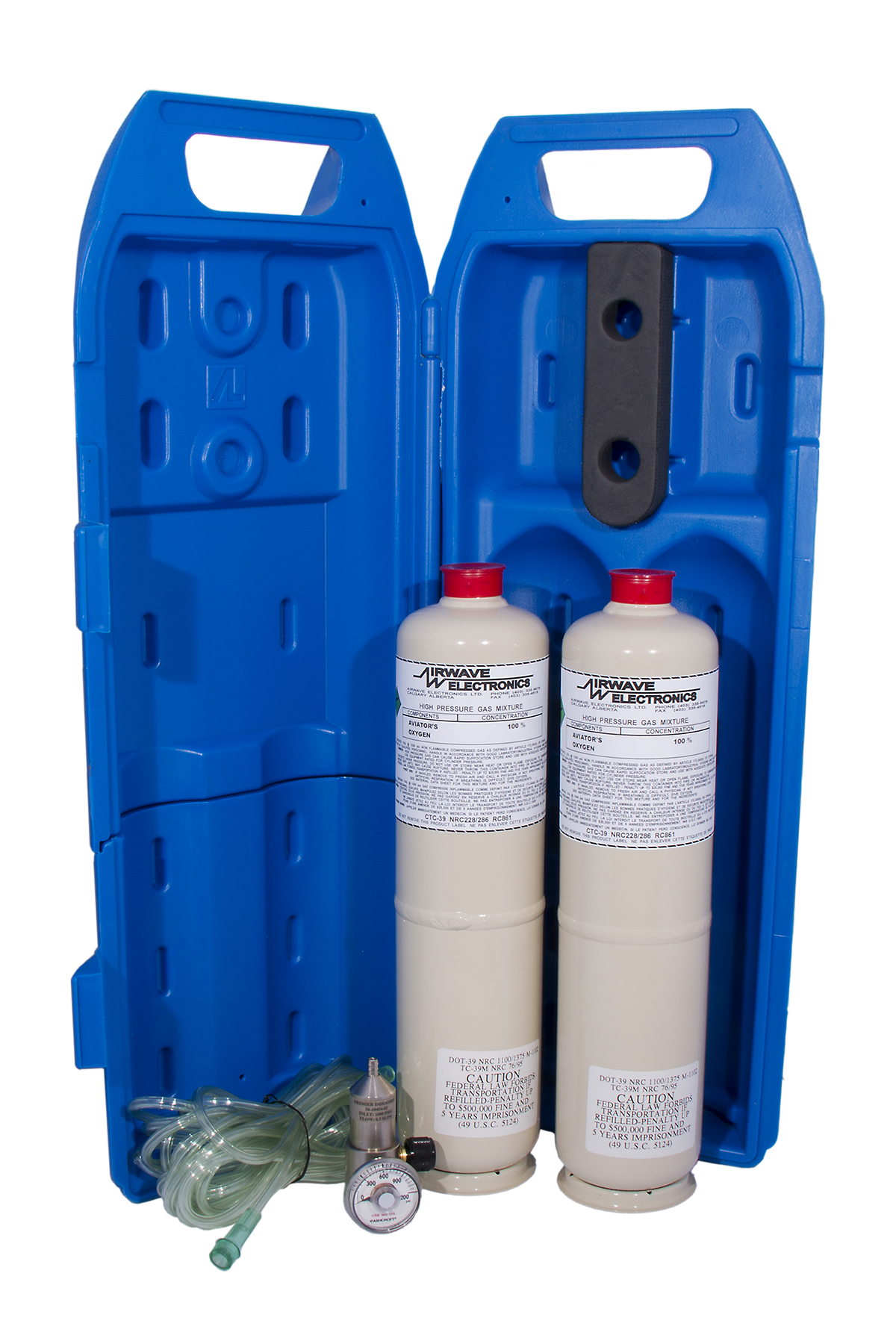 Aviation Oxygen Kit