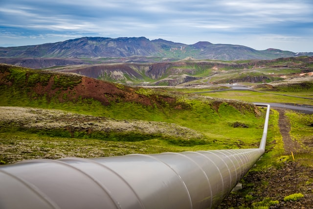 aerial pipeline leak detection