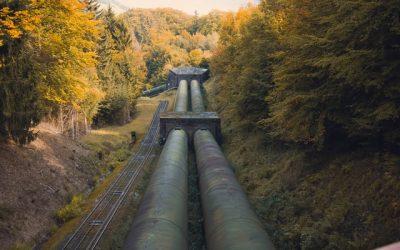 Airborne Sniff Spots Pipeline Leaks